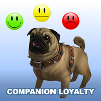 Companion Loyalty Coming in 4.1