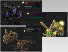 More New Cataclysm Pets