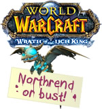 Northrend or bust!