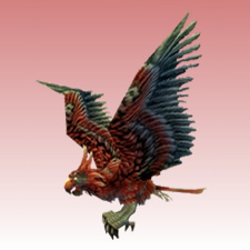 Blood Parrot Warcraft pet