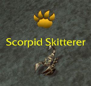 Scorpid Skitterer