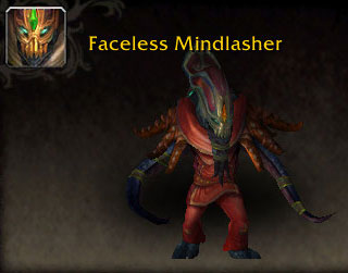 Faceless Mindlasher