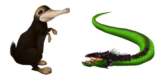 Sniffler & Slytherius