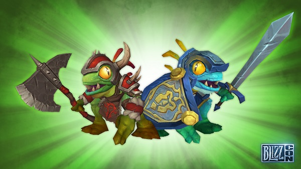 Legionnaire Murky and Knight-Captain Murky