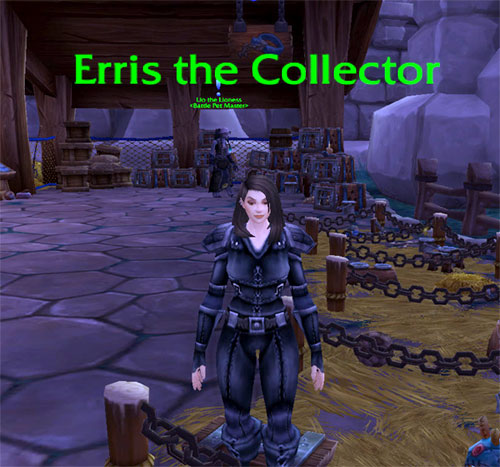 Erris the Collector