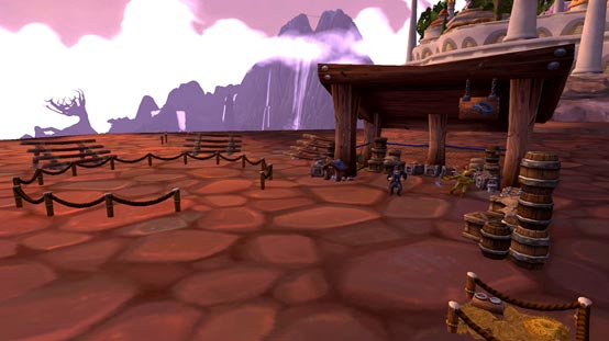 Dalaran Pet Tournament Island