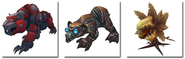 Blackrock Depths pets