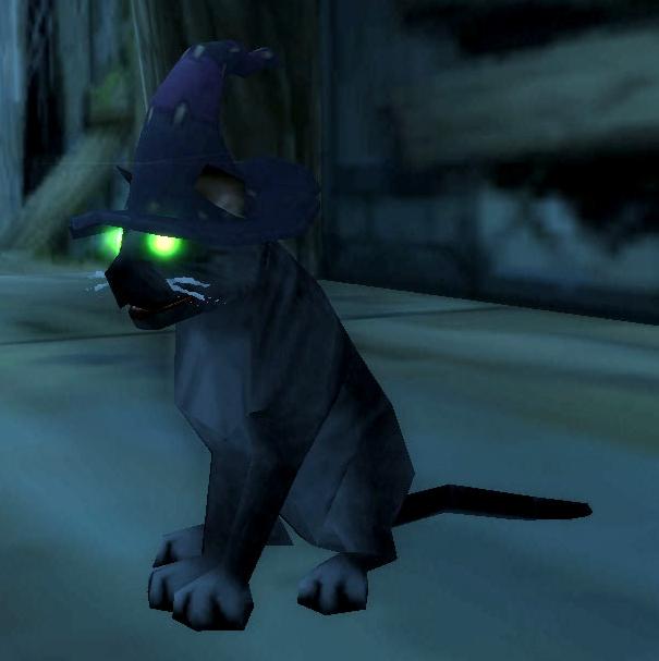 Feline Familiar