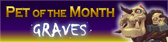 Graves - Pet of the Month: June 2015