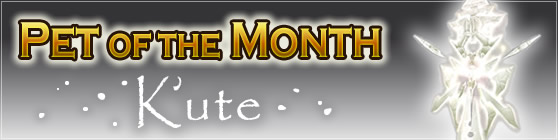 K'ute - Pet of the Month July 2017