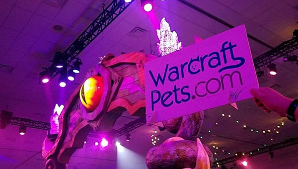 BlizzCon 2017 WarcraftPets Community Meet-Up