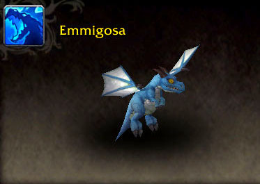 Emmigosa - new whelpling model
