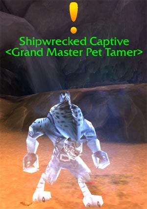 Shipwrecked Captive Grand Master Pet Tamer