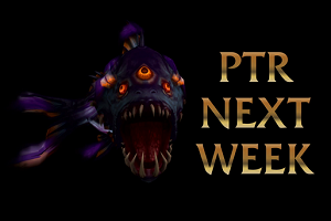 Patch 8.2 PTR begins next week