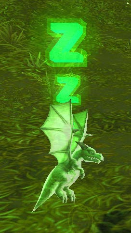 Dream Whelpling using Emerald Dream