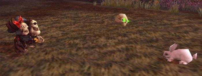Graves using Skull Toss