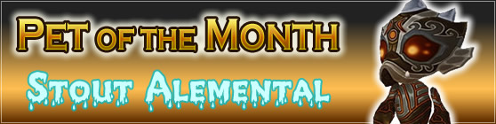 Stout Alemental - Pet of the Month September 2017