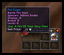 MoP beta Pet Cage