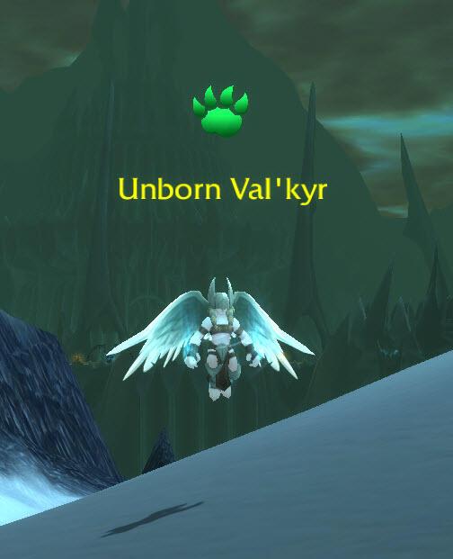 Wild Unborn Val'kyr