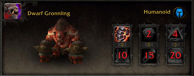 Dwarf Gronnling