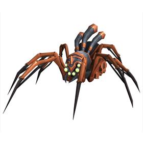 Arachnoid Skitterbot