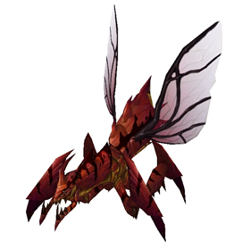 Bloodthorn Hatchling