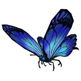 Blue Flitter