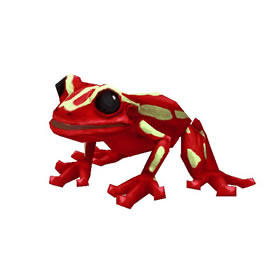 Crimson Frog