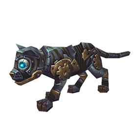 Fluxfire Feline