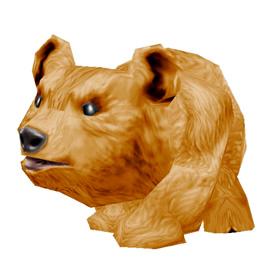 Hyjal Bear Cub