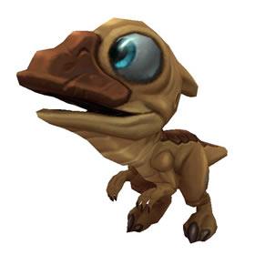 Lost Platysaur