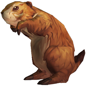 Mechagon Marmot
