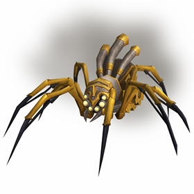 Mechantula