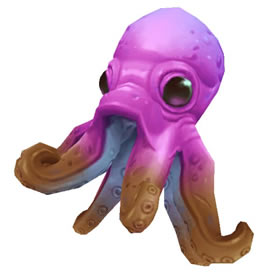 Octopode Fry