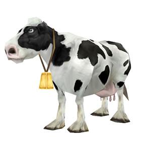 Pygmy Cow