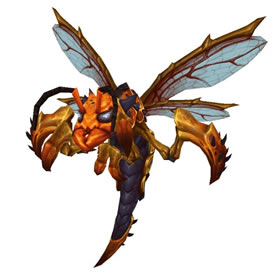 Sandstinger Wasp
