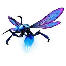 Sapphire Firefly