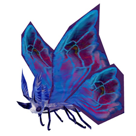 Silky Moth