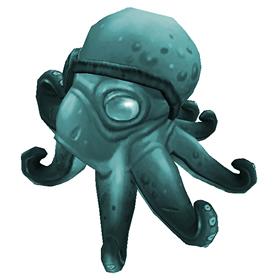 Slimy Octopode