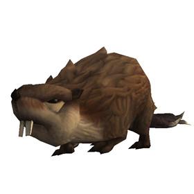 Spiketail Beaver