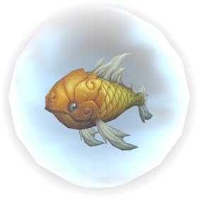 Tiny Goldfish
