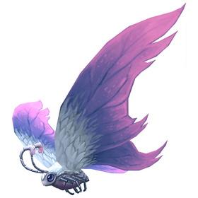 Vibrant Glimmerfly